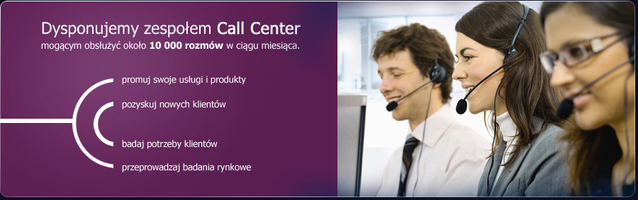 Call center, telemarketing